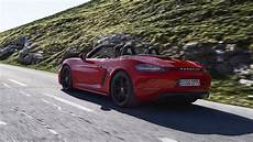 Porsche 718 Gts Unveiled With Turbo Four Developing 365 Horses