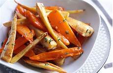 Rezepte Mit Pastinaken - salted caramel roasted carrots and parsnips recipe