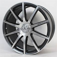 s 63 amg 20 inch forged alloy wheel set 10 spoke s