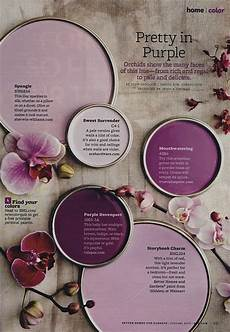 inspiration pretty shades of purple cozy bliss