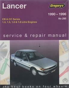 car engine manuals 1990 mitsubishi truck parking system mitsubishi lancer 1990 1996 gregorys service repair manual sagin workshop car manuals repair