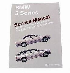 car repair manuals online free 2005 bmw 525 electronic toll collection bmw e34 525i touring 530i 535i 540i service repair manual bentley ebay