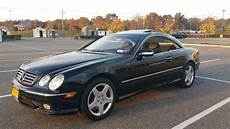 mercedes cl 500 53k mile 2003 mercedes cl500 bring a trailer