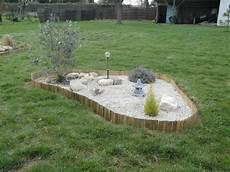 Dans Un Jardin Cocoon Garden Massif Autour De L Olivier