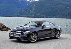 2018 Mercedes E 400 4matic Coupe Road Test The Car