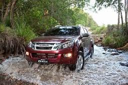 Isuzu D MAX Review  Photos CarAdvice
