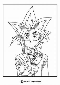 Yu Gi Oh Malvorlagen Yugioh Coloring Pages To And Print For Free