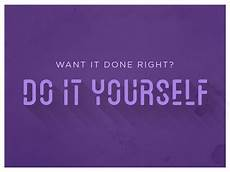 do it your self do it yourself by mike mangigian dribbble dribbble