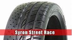syron race 評価 アジアンタイヤ