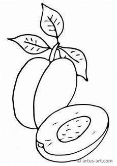 Ausmalbilder Zu Obst Obst Ausmalbilder 187 Kreative Fr 252 Chte Malvorlagen Zum Ausmalen