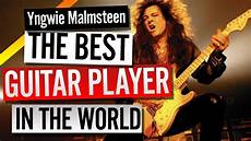 Yngwie Malmsteen The Best Guitar Player In The World