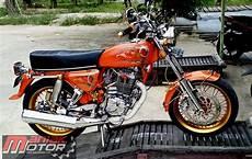 Gl 100 Modifikasi Mesin Tiger by Modifikasi Klasik Basic Gl 100 Tahun 1982 Bermesin Tiger