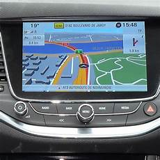 Test Opel Navi 900 Intellilink Astra Gps Embarqu 233 S