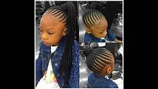 hair braiding styles for little girls 2018 hairstyles for the kids you love youtube