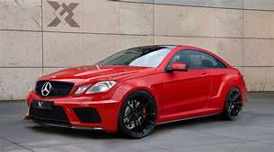 09 12 Mercedes E Coupe Body Kit AMG Package 2 Fx  EBay