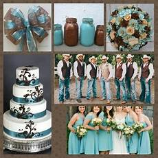 blue and brown country wedding blue brown country wedding in 2019 boquette wedding cowboy