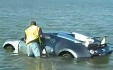 Bugatti Crash Into Water by Insurance News Made In With Trial Set For Fraudulent
