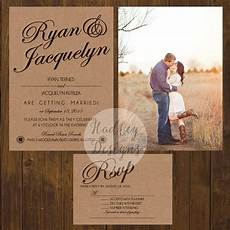 country wedding invitations hadley designs rustic