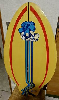 Planche Surf Vintage Pour Deco Luckyfind