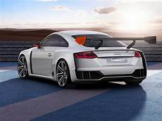 Meet The 600hp Audi Tt Clubsport Turbo Technology Concept