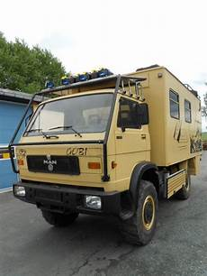 8 150 L03 Expeditionsfahrzeug Service