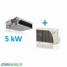 Airwell Gainable 5 Kw Dlf Basse Pression Unit 233 Ext 233 Rieur