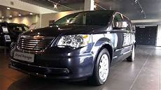 2015 chrysler grand voyager limited review