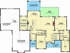 two story house plans with walkout basement plan 910073whd exclusive modern farmhouse plan with