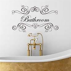 boudoir or salle de bain wall sticker by nutmeg wall