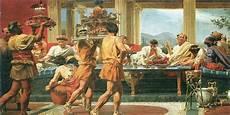 banchetti romani 191 c 243 mo era la vida dom 233 stica en la antigua roma