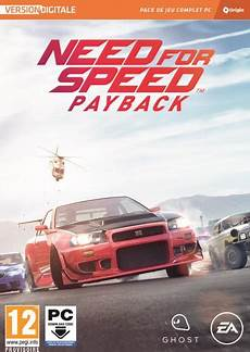 Need For Speed Payback Jeuxvideo