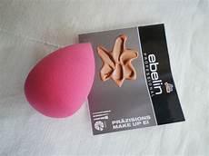 Make Up Ei - test foundation schwamm ebelin professional pr 228 zisions