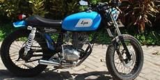 Gl 125 Modif by Modifikasi Honda Gl125 Deus Til Fresh Merdeka