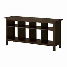 ikea console table hemnes console table black brown ikea