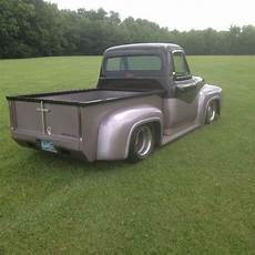 55 Ford Trucks For Sale