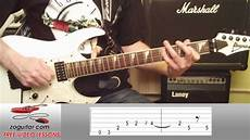 How To Play Beat It By Michael Jackson On Guitar
