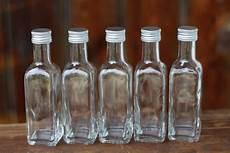 glasflasche maraska mit schraubverschluss 100ml 5 st 252 ck