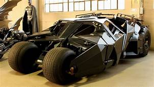 Revealed The 20 Greatest Movie Cars