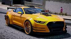 Ford Mustang Gt Add On Tuning 1 1 For Gta 5