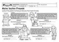 free german worksheets ks3 19670 german ks2 level 3 ks3 year 7 describing your friends teaching resources