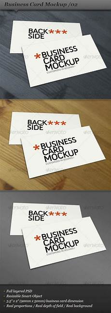 business card template 90mm x 50mm business card mockup display smart template 02 by