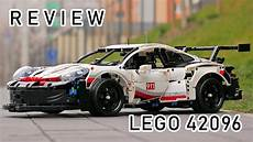 New Lego Technic 42096 Review Lego Porsche 911 Rsr
