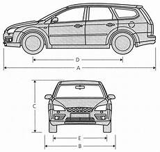 Ford Focus 2004 Blueprint Free Blueprint For 3d