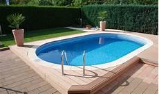 Swimming Pool Kaufen F 252 R Den Badeurlaub Im Eigenen Garten