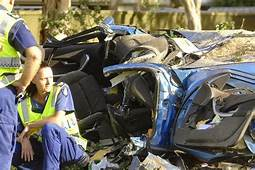 Graphic Fatal Car Accident Images