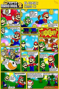 Malvorlagen Mario Bros 2 New Mario Bros 2 El Comic Parte 1 By Boxbird On