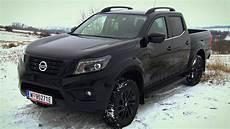 In Black Nissan Navara N Guard Der Test