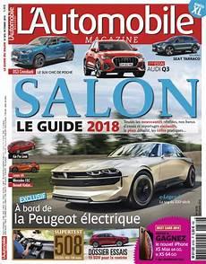L Automobile Magazine Octobre 2018 T 233 L 233 Charger Pdf