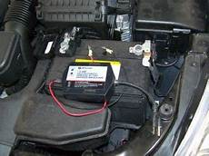 hyundai i30 batterie car battery goes dead after a few days 5 steps