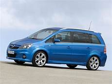 Car Pictures Opel Zafira Opc 2006